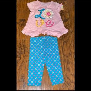healthtex Matching Sets - Toddler girl outfit